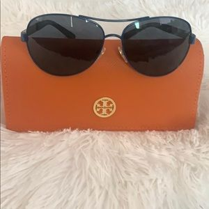 Authentic Tory Burch Aviators
